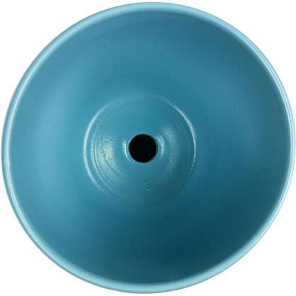 Купить Кашпо Камни 4.8 л 220 мм с поддоном цвет коричневый дешевле