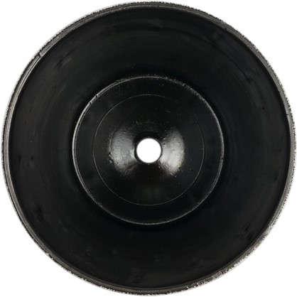 Кашпо Ротанг 30 л 380 мм полипропилен со вставкой цвет слоновая кость