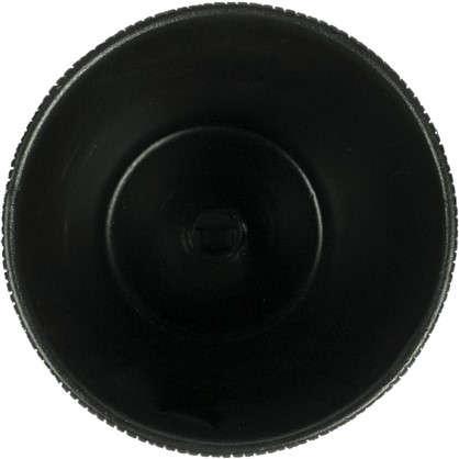 Кашпо Ротанг 30 л 380 мм полипропилен со вставкой цвет венге