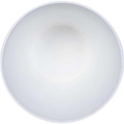 Купить Кашпо Уайт конус 6 л 22 см цвет белый дешевле