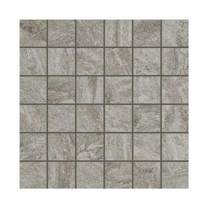 Керамогранит Альпы мозаика 30x30 см 1.35 м2 цвет серый