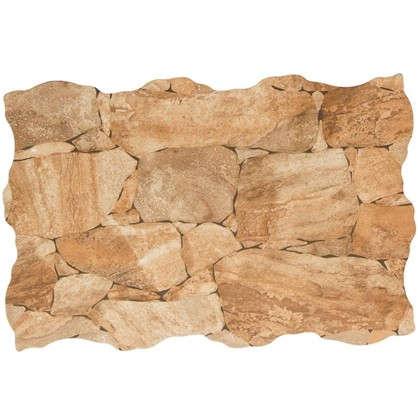 Купить Керамогранит Camelot 32х48 см 1.25 м2 цвет коричневый дешевле