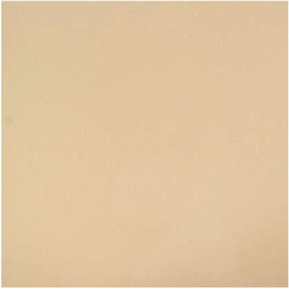 Керамогранит CF00 60х60 см 1.44 м2 цвет бежевый