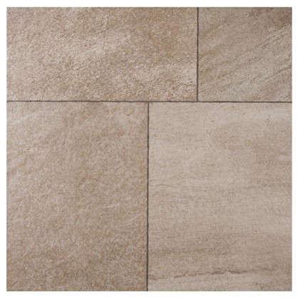 Керамогранит Доломиты 45x45 см 1.08 м2 цвет серый