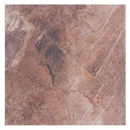 Купить Керамогранит Лава 45х45 см 1.013 м2 цвет коричневый дешевле
