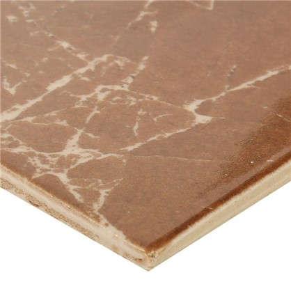 Керамогранит Maronne 40х40 см 16 м2 цвет коричневый