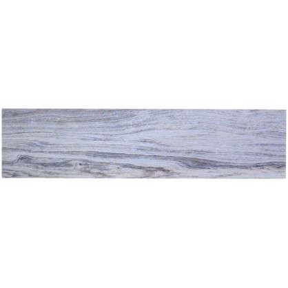 Купить Керамогранит Монреаль GP 15х60 см 1.36 м2 цвет голубой дешевле
