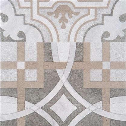 Керамогранит Патч 60x15 см 1.36 м2 цвет серый