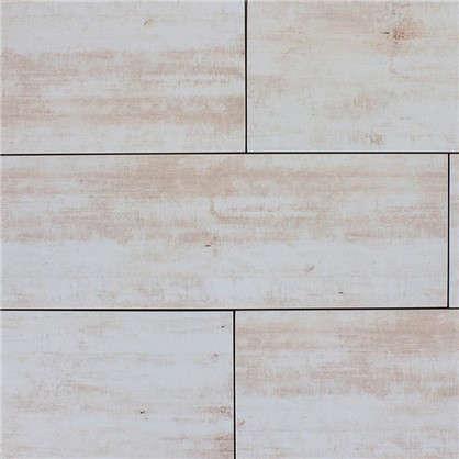 Керамогранит Прованс 20х60 см 0.84 м2 цвет белый