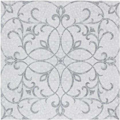 Купить Керамогранит Рочестер 50.2х50.2 см 1.26 м2 цвет серый дешевле