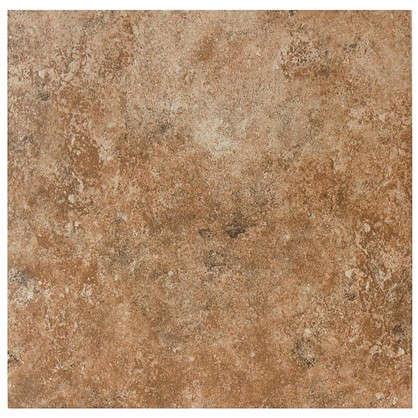 Керамогранит Рустик 30х30 см 1.44 м2 цвет коричневый