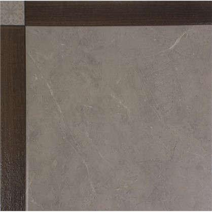 Керамогранит Рустик Вудстоун 1 50х50 см 1.25 м2 цвет серый