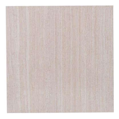Купить Керамогранит Sinua Crema 45x45 см 1.01 м2 цвет бежевый дешевле