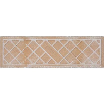 Купить Керамогранит Teo 25х7.5 см 0.79 м² цвет белый глянцевый дешевле