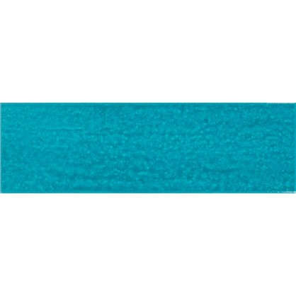 Купить Керамогранит Teo 25x7.5 см 0.79 м2 цвет бирюзовый глянцевый дешевле