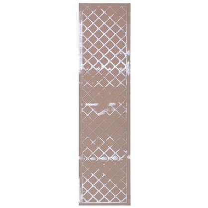 Купить Керамогранит Уайт GP 15х60 см 1.36 м2 цвет белый дешевле