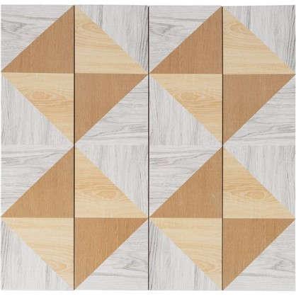 Купить Керамогранит Wood Гео 60x15 см 4 шт. дешевле