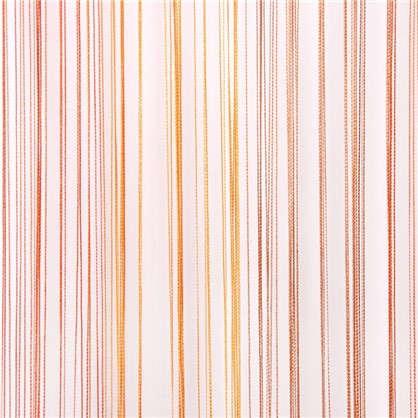 Кисея Градиент 150х280 см цвет оранжевый