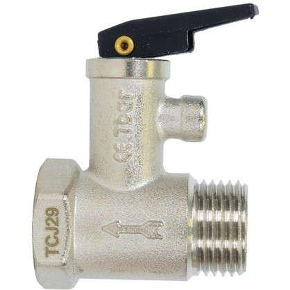 Клапан-предохранитель для водонагревателя 1/2 дюйма