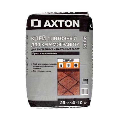 Купить Клей Axton керамогранит 25 кг дешевле