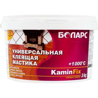 Купить Клей Боларс KaminFix 3 кг дешевле