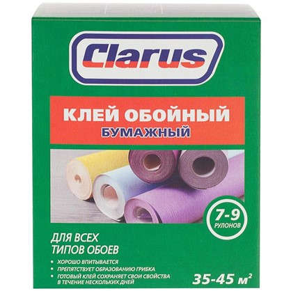 Клей для бумажных обоев 7-9 рулонов