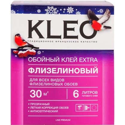 Клей для флизелиновых обоев Kleo Extra 30 м2 240 г