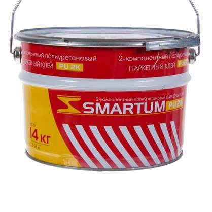 Клей для паркета Smartum 2K 14 кг