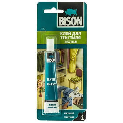 Купить Клей для текстиля Bison Textile 25 мл дешевле