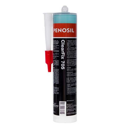 Клей-герметик прозрачный Penosil 290 мл