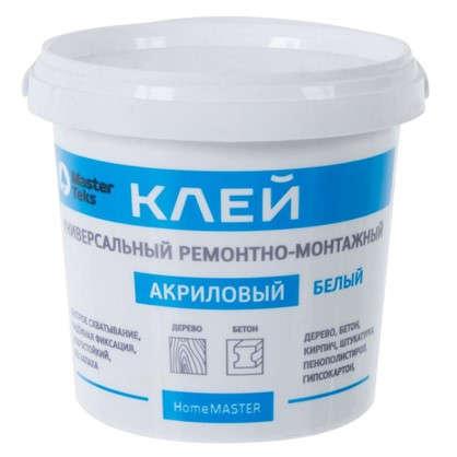 Купить Клей Masterteks для ремонта и монтажа 1.7 кг цвет белый дешевле