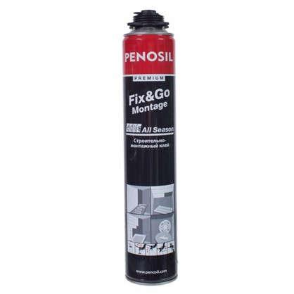 Клей монтажный аэрозольный Penosil 750 мл