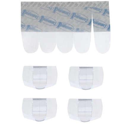 Купить Клипсы для проводов Command пластик цвет прозрачный 4 шт. дешевле