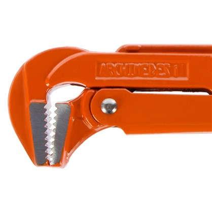 Ключ трубный рычажный КТР-1 S-образные губки