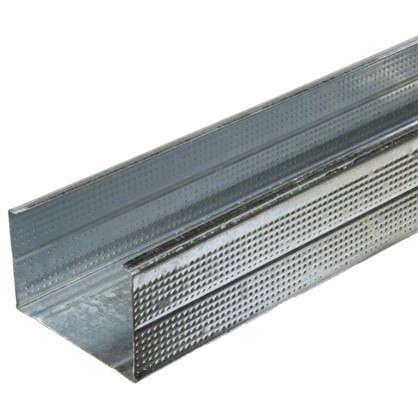 Кнауф-профиль пс 100х50х3000х0.6 мм
