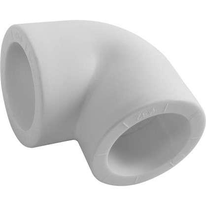 Колено с уклоном на 90 градусов 32 мм полипропилен