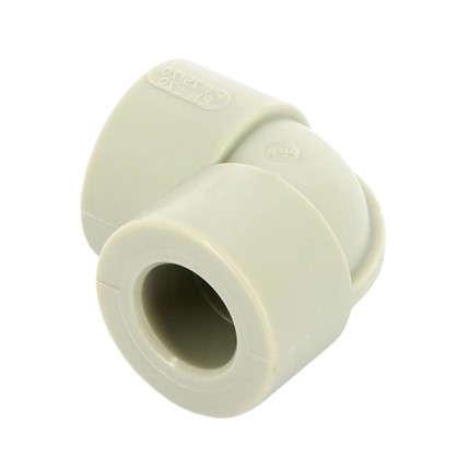 Колено с уклоном на 90 градусов FV-Plast 25x20 мм полипропилен