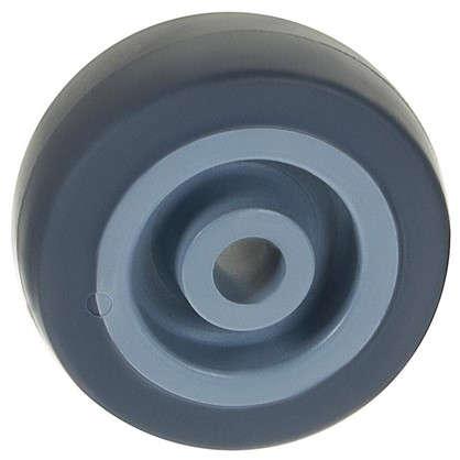 Колесо 50 мм неповоротное без тормоза