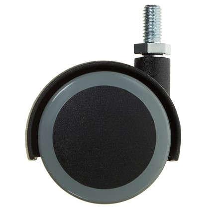 Колесо Alex 1-0629 50 мм поворотное с тормозом