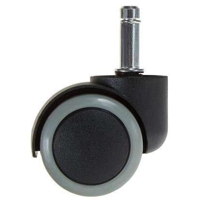 Колесо Boyard N108BL/GR 50 мм поворотное без тормоза