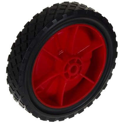Колесо для газонокосилки 175 мм с протектором неповоротное без тормоза