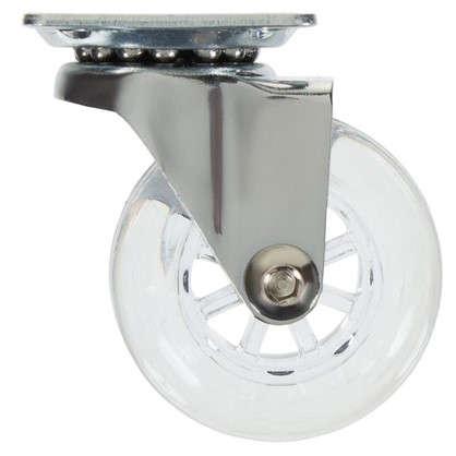 Колесо LTCP-50 50 мм поворотное без тормоза