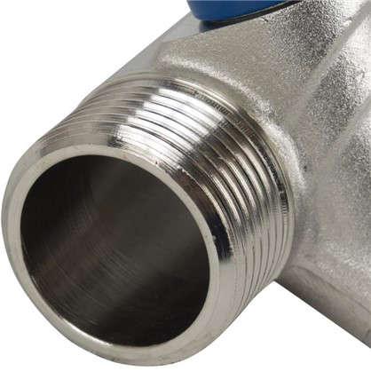 Коллектор с регулирующими вентилями и наружной резьбой Valtec на 2 выхода 1x1/2