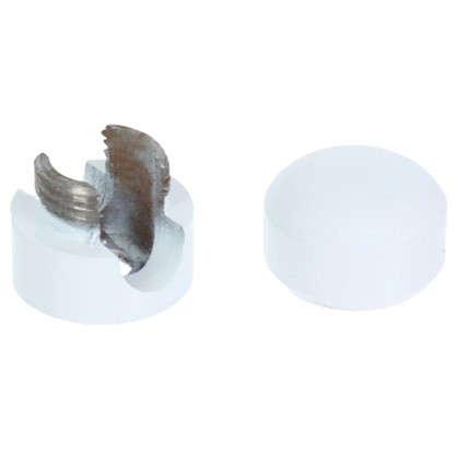 Комплект держателей потолочных цвет белый 4 шт.