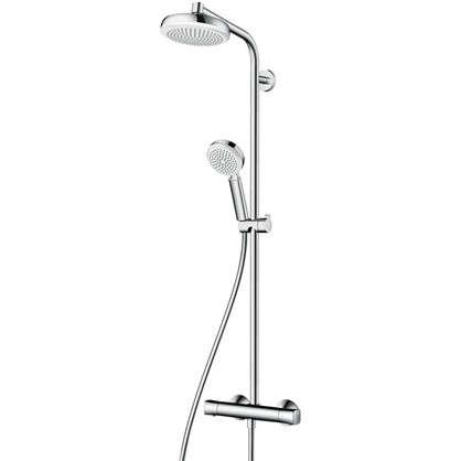 Комплект для душа Hansgrohe Crometta термостат верхний душ