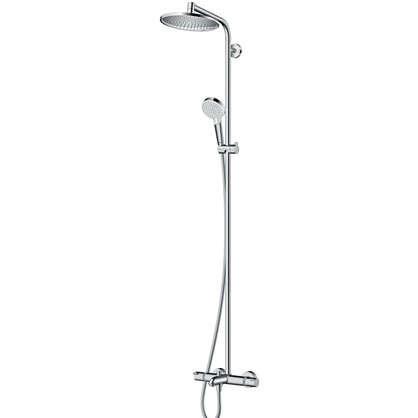 Купить Комплект для душа Hansgrohe Showerpipe с термостатом дешевле