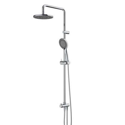 Комплект душевой Akita с верхним душем