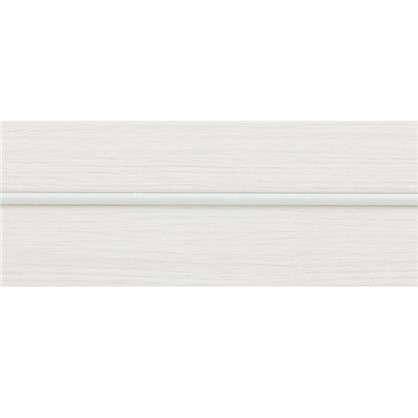Комплект дверной коробки Форт 2100х74 мм цвет белый дуб