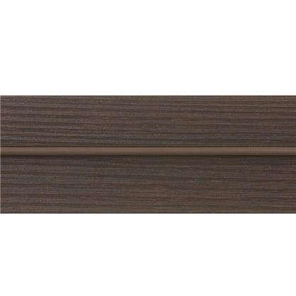 Купить Комплект дверной коробки Форт 2100х74 мм цвет венге дешевле