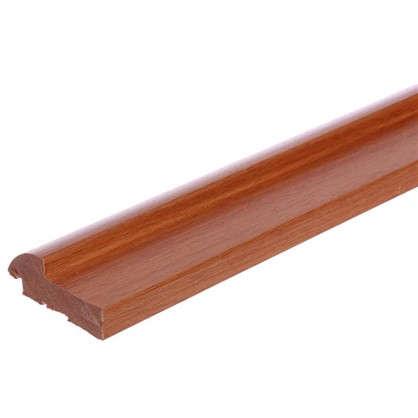 Комплект дверной коробки ламинированный Белеза 26х70х2070 мм цвет миланский орех
